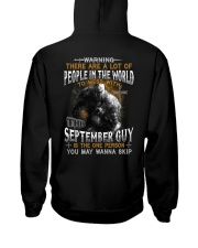 SEPTEMBER GUY Hooded Sweatshirt thumbnail