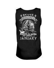 JANUARY MAN  Unisex Tank thumbnail