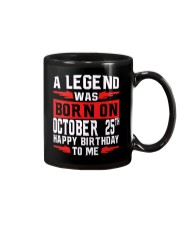 OCTOBER LEGEND Mug thumbnail
