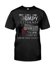 Grumpy Old Man Classic T-Shirt front