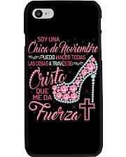 H - CHICA DE NOVIEMBRE Phone Case thumbnail