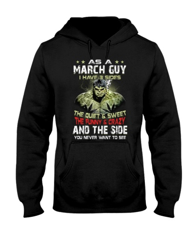 H - MARCH GUY
