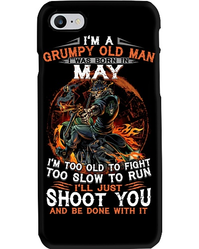 Grumpy old man May tee Cool T shirts for Men