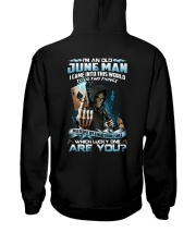 I'm An Old June Man Hooded Sweatshirt thumbnail