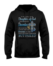 DECEMBER WOMAN L Hooded Sweatshirt tile