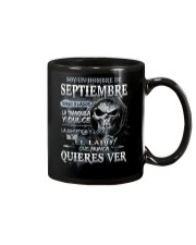 CHICO DE SEPTIEMBRE Mug tile