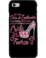 CHICA DE SEPTIEMBRE Phone Case thumbnail