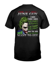 JUNE GUY Classic T-Shirt back