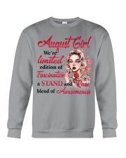 AUGUST GIRL Crewneck Sweatshirt thumbnail