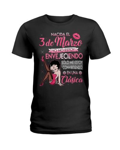 3 DE MARZO