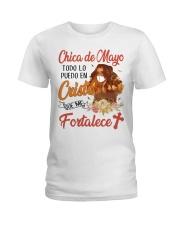 H - CHICA DE MAYO Ladies T-Shirt thumbnail