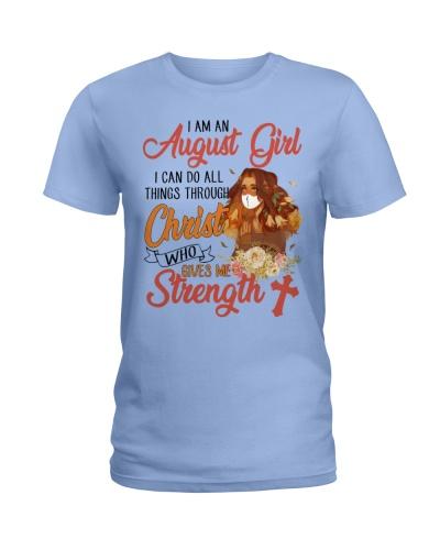 AUGUST GIRL - V