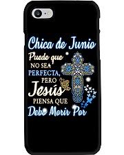 CHICA DE JUNIO Phone Case thumbnail