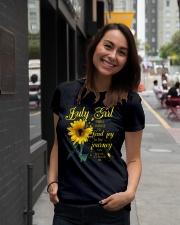 JULY GIRL Ladies T-Shirt lifestyle-women-crewneck-front-5