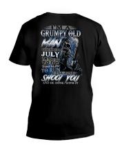 JULY MAN  V-Neck T-Shirt tile