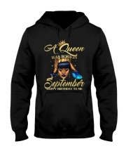SEPTEMEBR QUEEN-T Hooded Sweatshirt tile
