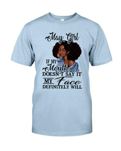 MAY GIRL - D