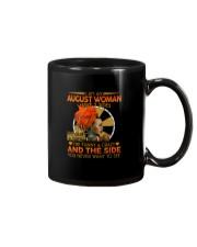 AUGUST WOMAN -D Mug tile