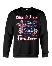H  - CHICA DE JUNIO Crewneck Sweatshirt thumbnail