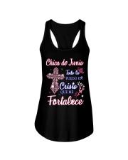 H  - CHICA DE JUNIO Ladies Flowy Tank thumbnail