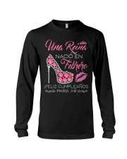 UNA REINA FEBRERO Long Sleeve Tee tile