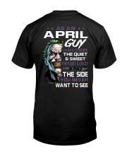 APRIL GUY Classic T-Shirt back
