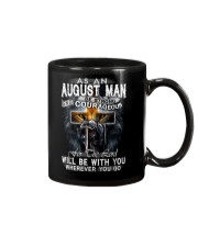 AUGUST MAN Mug thumbnail