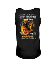 FEBRUARY MAN Unisex Tank thumbnail