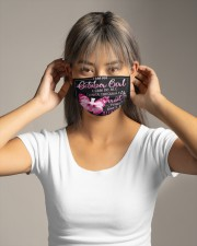 OCTOBER GIRL Cloth face mask aos-face-mask-lifestyle-16