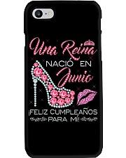 UNA REINA JUNIO Phone Case thumbnail