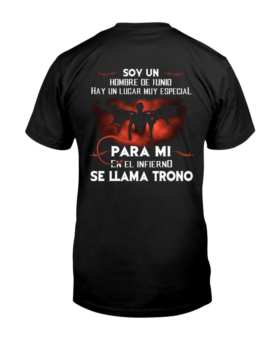 Hombre De T6 Classic T-Shirt