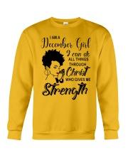 DECEMBER GIRL Crewneck Sweatshirt tile