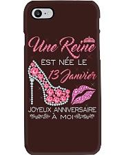 13 Janvier Phone Case thumbnail