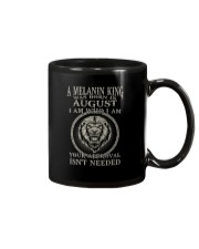 AUGUST KING LHA Mug tile