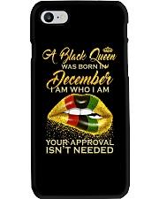 DEC QUEEN - LHA Phone Case tile
