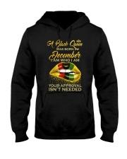 DEC QUEEN - LHA Hooded Sweatshirt tile