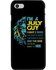 JULY GUY Phone Case tile