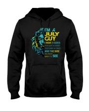 JULY GUY Hooded Sweatshirt tile