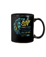 JULY GUY Mug tile