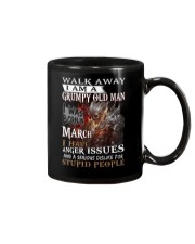 H - GRUMPY OLD MAN M3 Mug tile