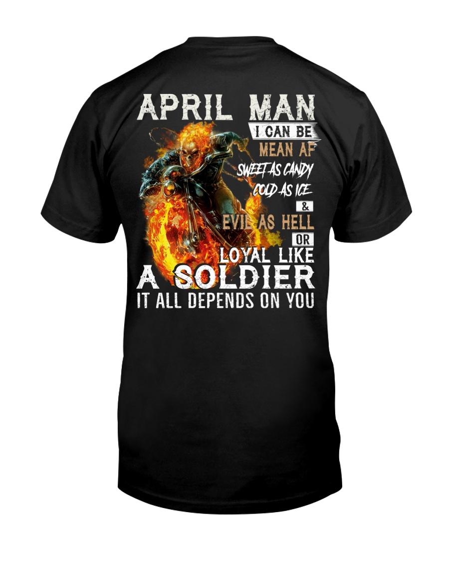 APRIL MAN Classic T-Shirt