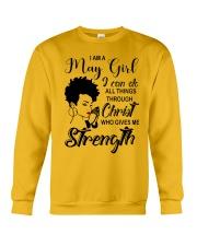 MAY GIRL Crewneck Sweatshirt tile