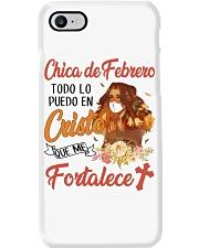 H - CHICA DE FEBRERO Phone Case thumbnail
