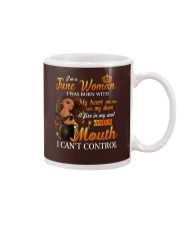 JUNE WOMAN Mug thumbnail