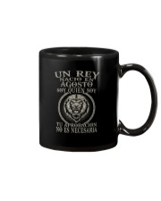 H-REY DE AGOSTO Mug tile