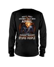 H - APRIL MAN Long Sleeve Tee thumbnail