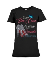 CHICA DE JUNIO Premium Fit Ladies Tee tile