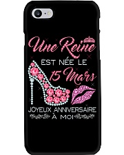 15 Mars Phone Case tile