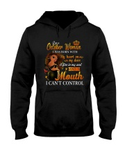 OCTOBER WOMAN Hooded Sweatshirt thumbnail