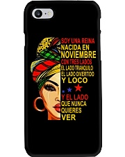 REINA DE NOVIEMBRE Phone Case thumbnail